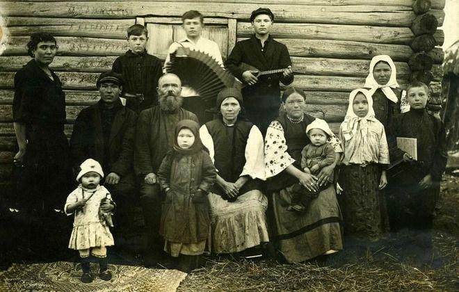 когда появилась патриархальная семья