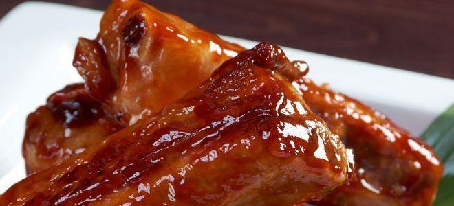 свиные ребра по-китайски