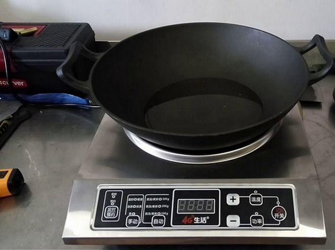 Как правильно использовать адаптеры для индукционной плиты