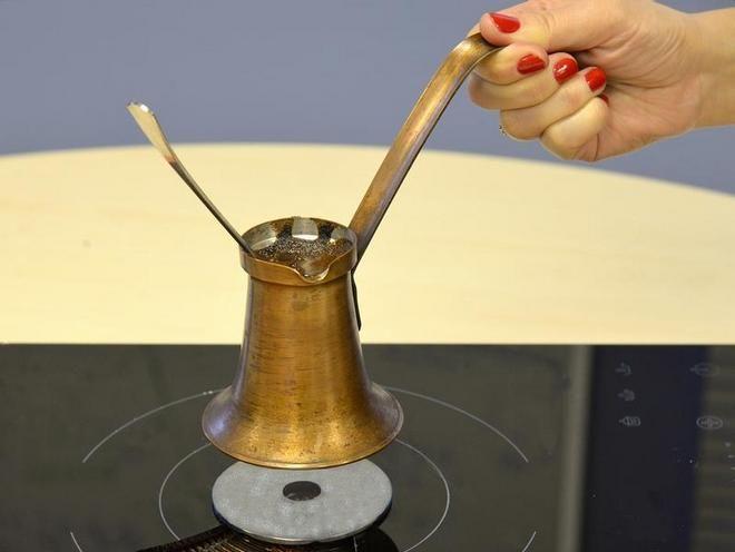 Для чего нужен адаптер для индукционной плиты