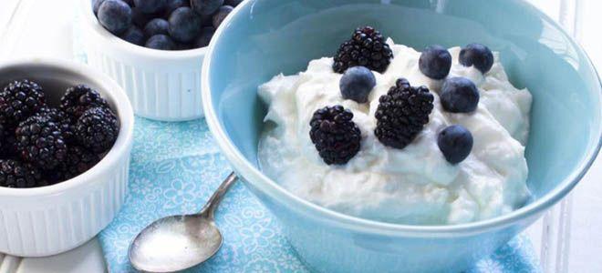 греческий йогурт польза
