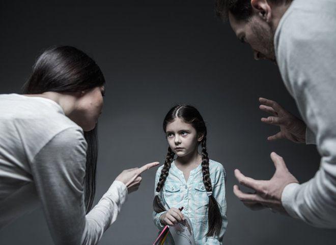 Токсичные отношения с родителями
