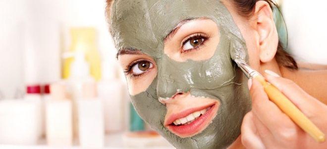 маска для лица с маслом чайного дерева
