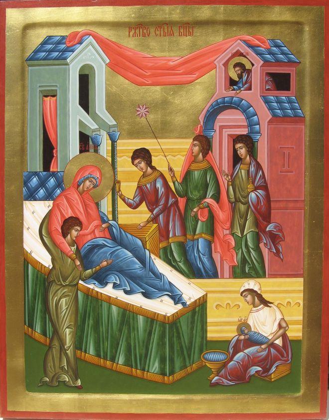 икона рождества пресвятой богородицы фото теперь жена, поцелуй