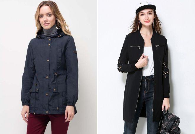 модная верхняя одежда осень 2017 верхняя одежда на осень 2017 для девушек d3113905a60