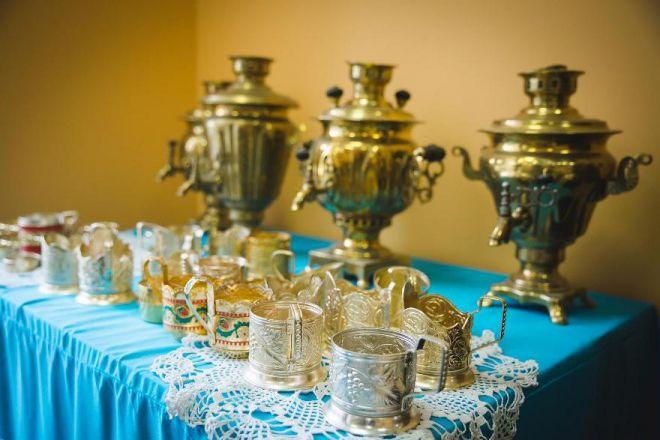 Выставка Самовары и старообрядцы в Тихеде