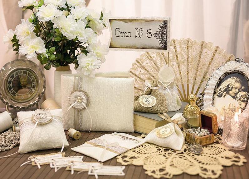 Мелочи для свадьбы в картинках