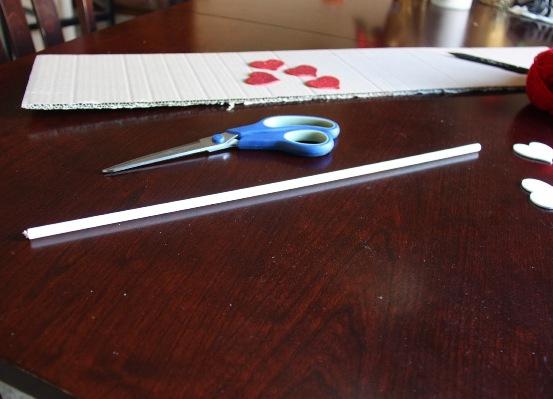 Как сделать лук из бумаги 850