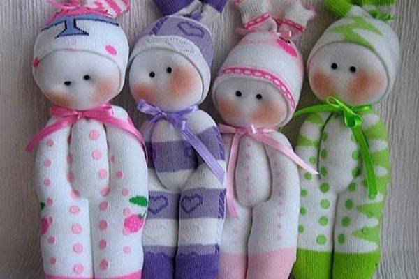 Как сделать куклу своими руками детям фото 544
