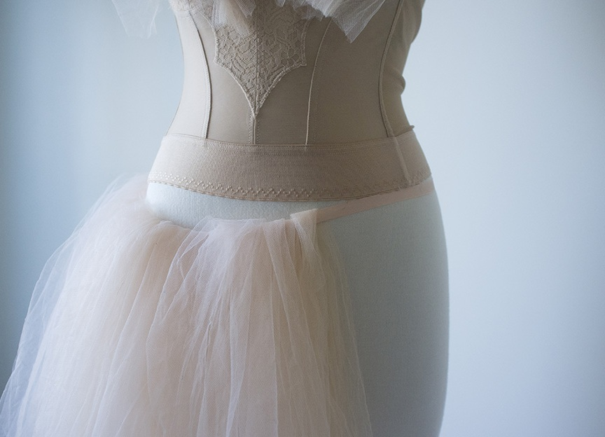 Платье с корсетом своими руками фото
