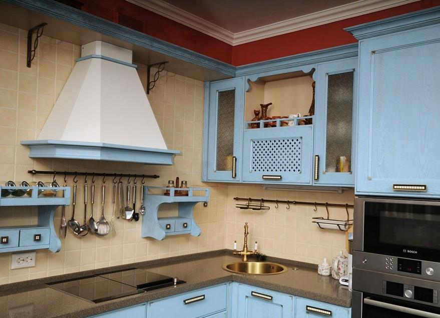 Как расположить рейлинги для кухни  e19653b3607