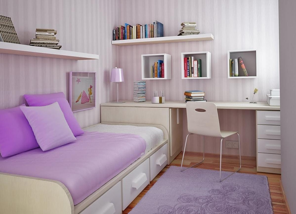 Как украсить своими руками свою маленькую комнату в фото 260