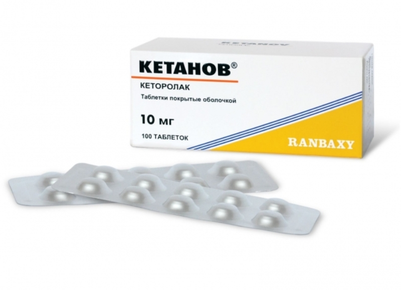 Кетанов при головной боли - Всё о головной боли