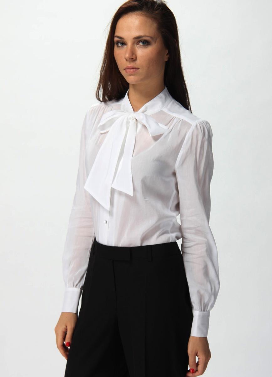 20cee9f7400 красивые белые блузки 7 ...