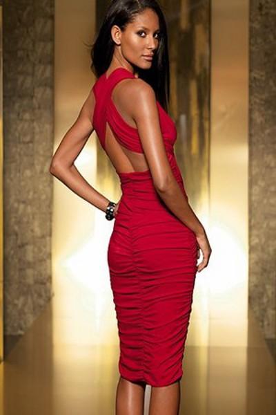 1d6fe7c1ec65 красивые красные платья 1, Красное вечернее ...