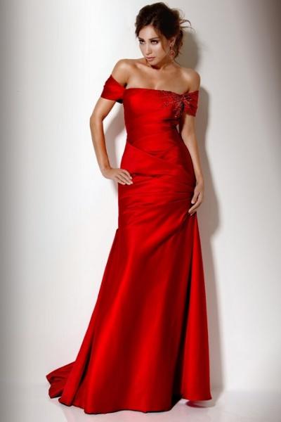 2b9c94362e2 ... Красное вечернее платье 3