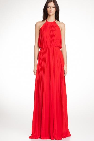 bcfe3a20a75 ... Красное платье в пол 9