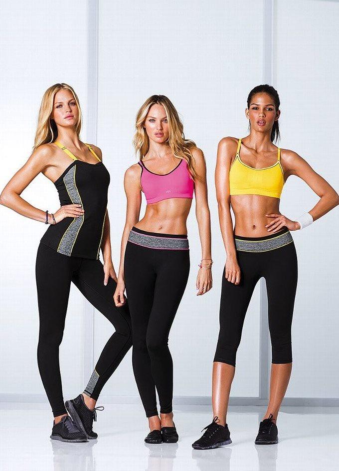 422c6b333296 Модная спортивная одежда