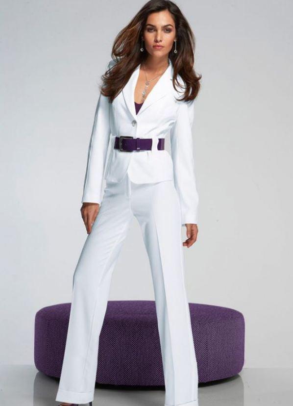 костюмы деловые для женщин фото