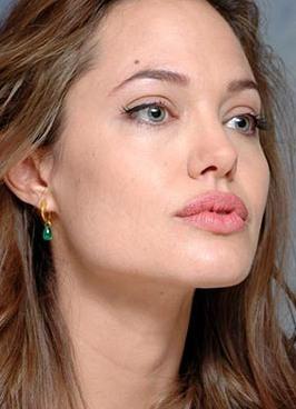 анжелина джоли без макияжа фото