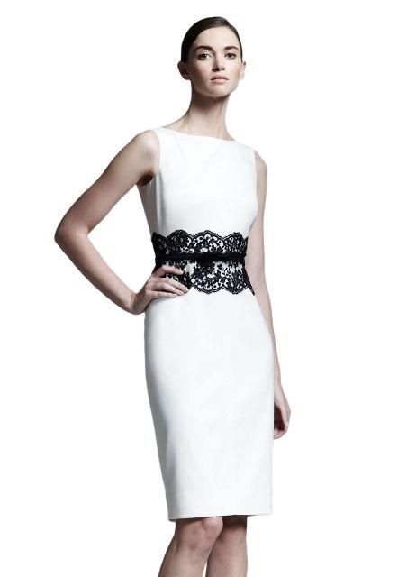 5eea93f7598 ... белые платья с кружевом 2 ...