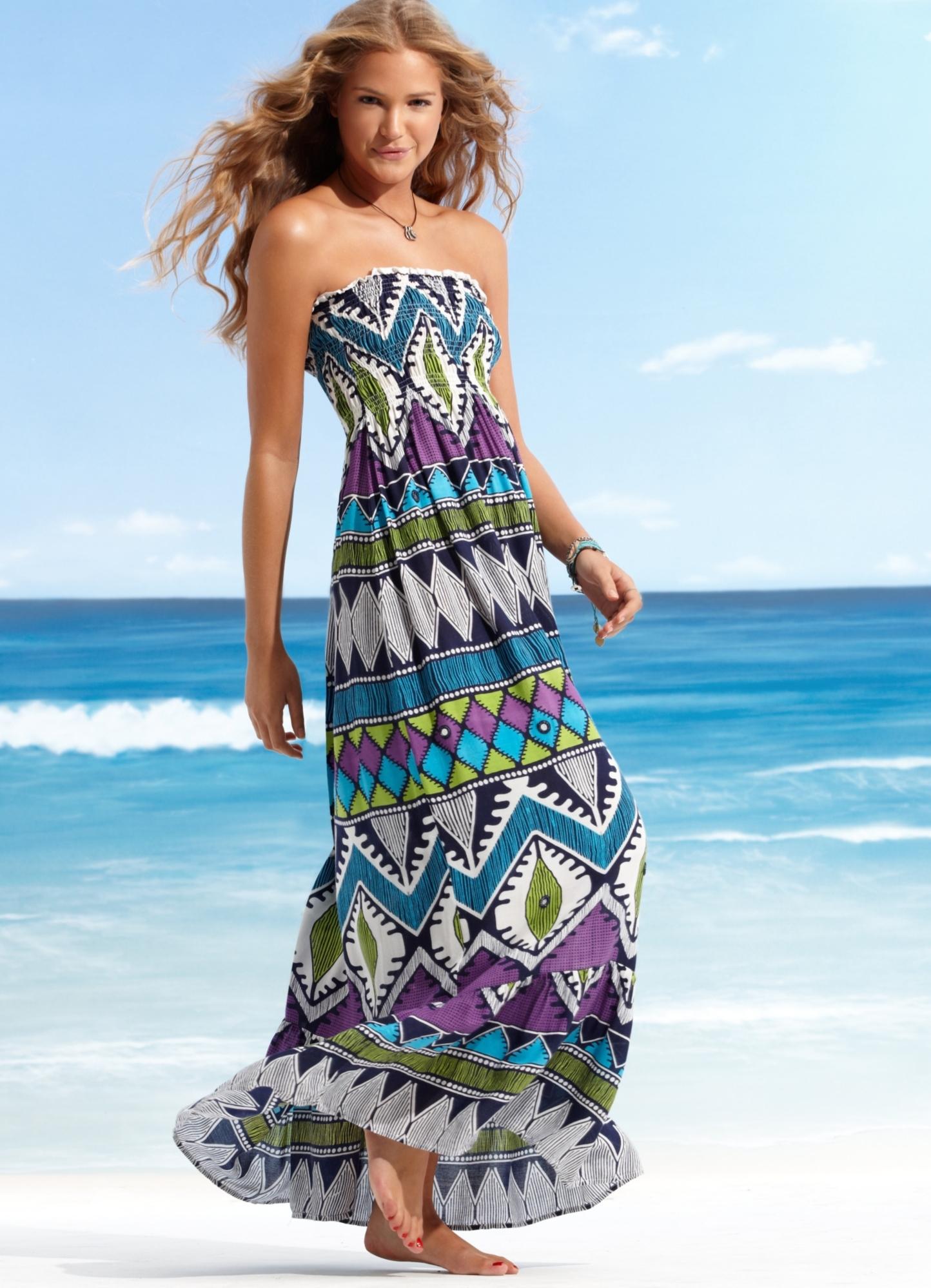 же, платья для отдыха на море фото чего начинать