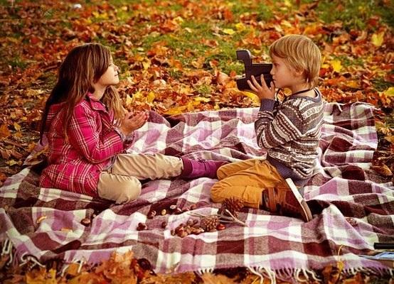 Осенняясессия в парке идеи 41