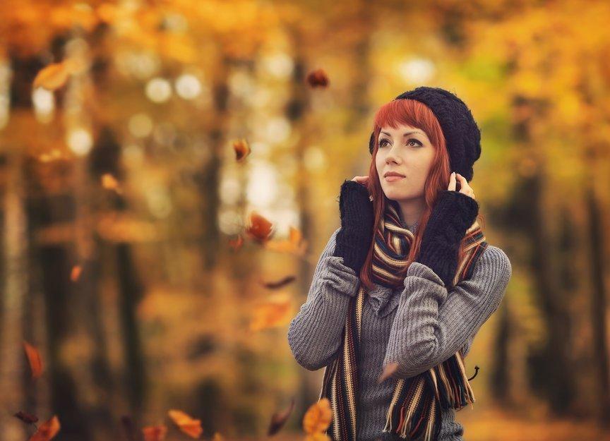 Осенняясессия в парке идеи 61