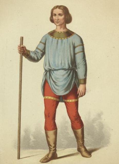... как одевались крестьяне в европе 2 ... 5c6606da463