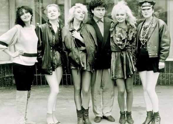 фото как одевались в 90