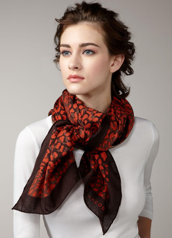как модно завязать шарф фото женщины мечтают том
