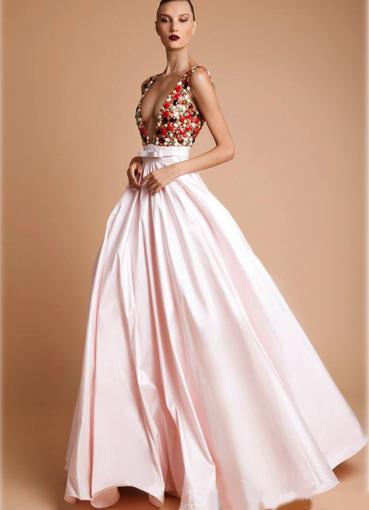 b712add1305 Классические платья 2014 1