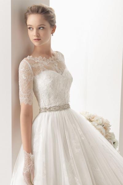фото свадебные платья кружевные