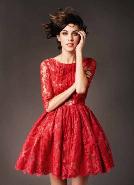 3e240ea22de7 красное платье на свадьбу подруги 4 ...