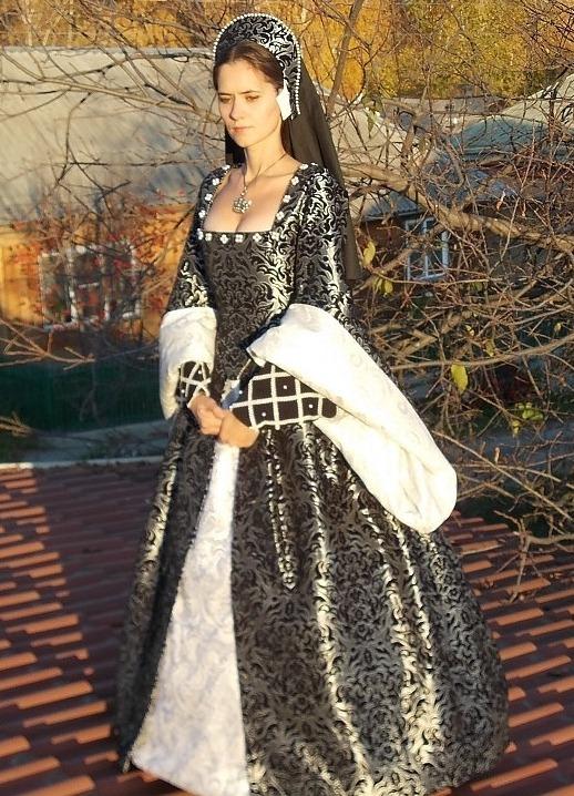 Мода 16 века