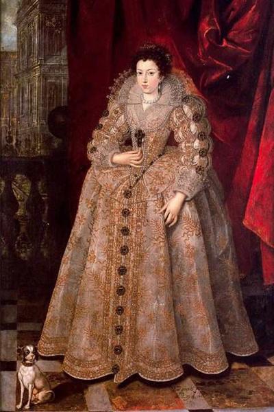 Мода 17 века в Европе 0bda88da6a3