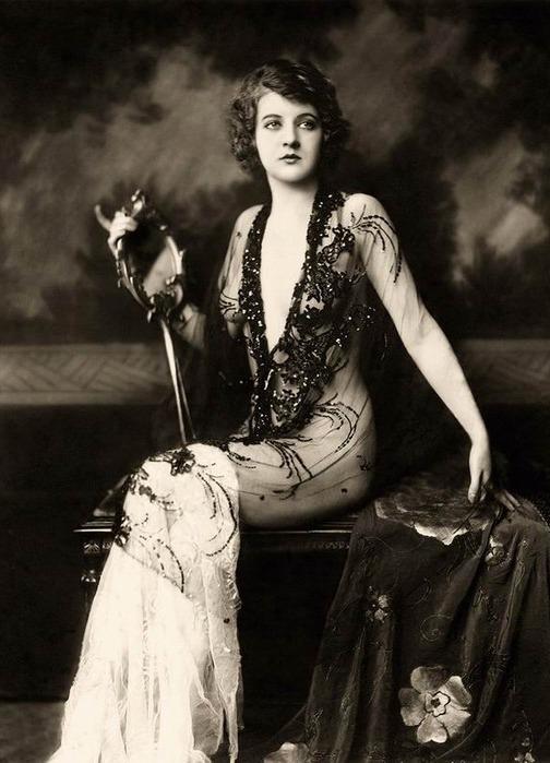 Мода 20 годов 20 века стиль ретро фото