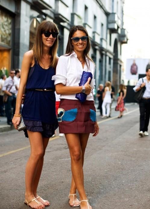 мода италии фото