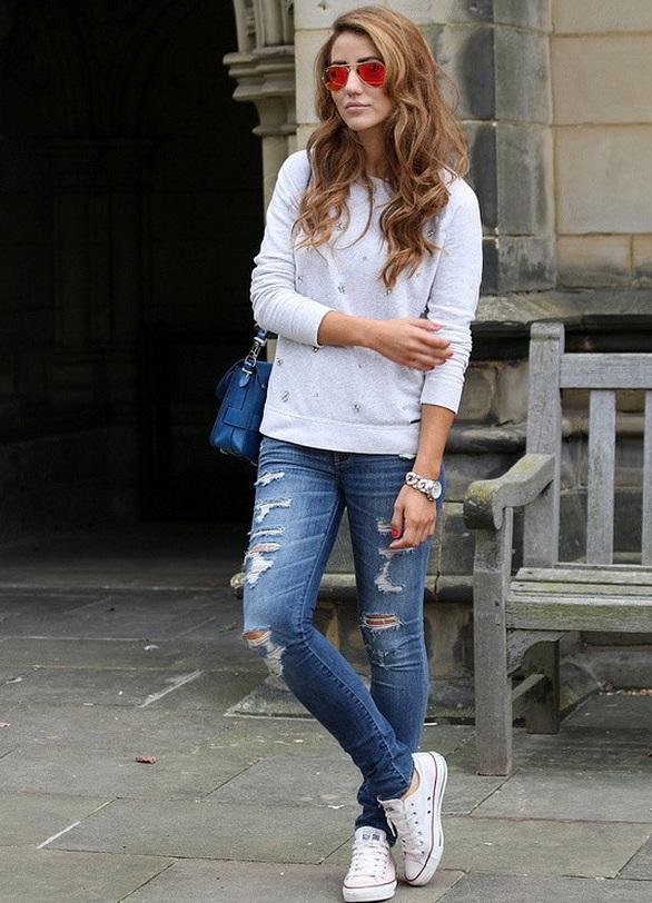 12 вариантов пучка под разные стили одежды