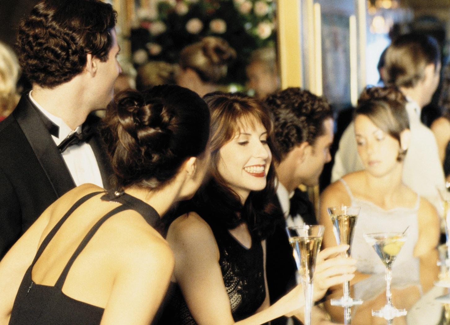 фото сексуальных женщин на светских приемах и вечеринках - 9