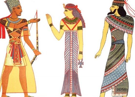 Мода в древнем египте реферат 9116