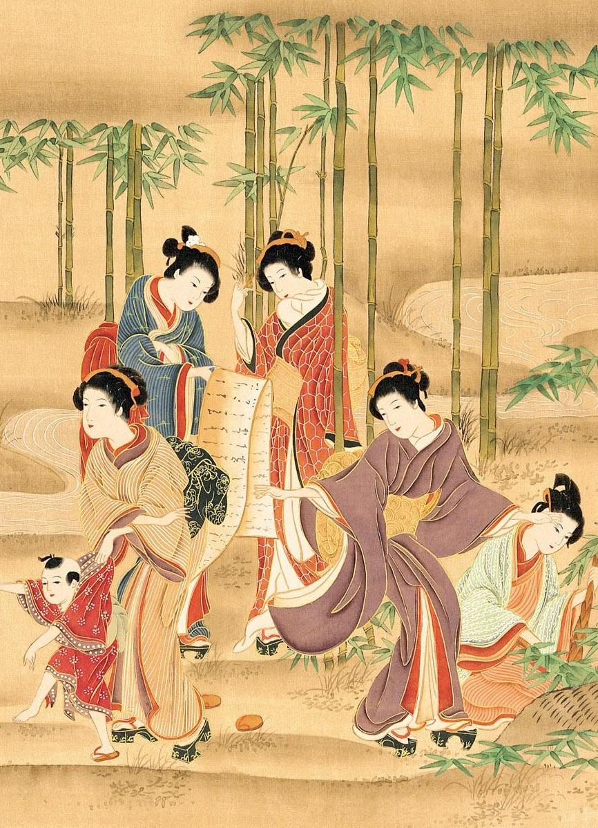 Одежда древнего Китая 84ac58bfd1c9e