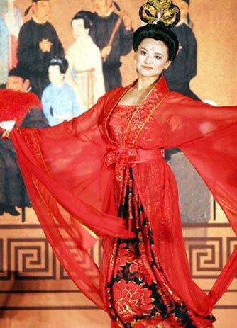 одежда древнего китая 7 ... b3fb081bf14d2