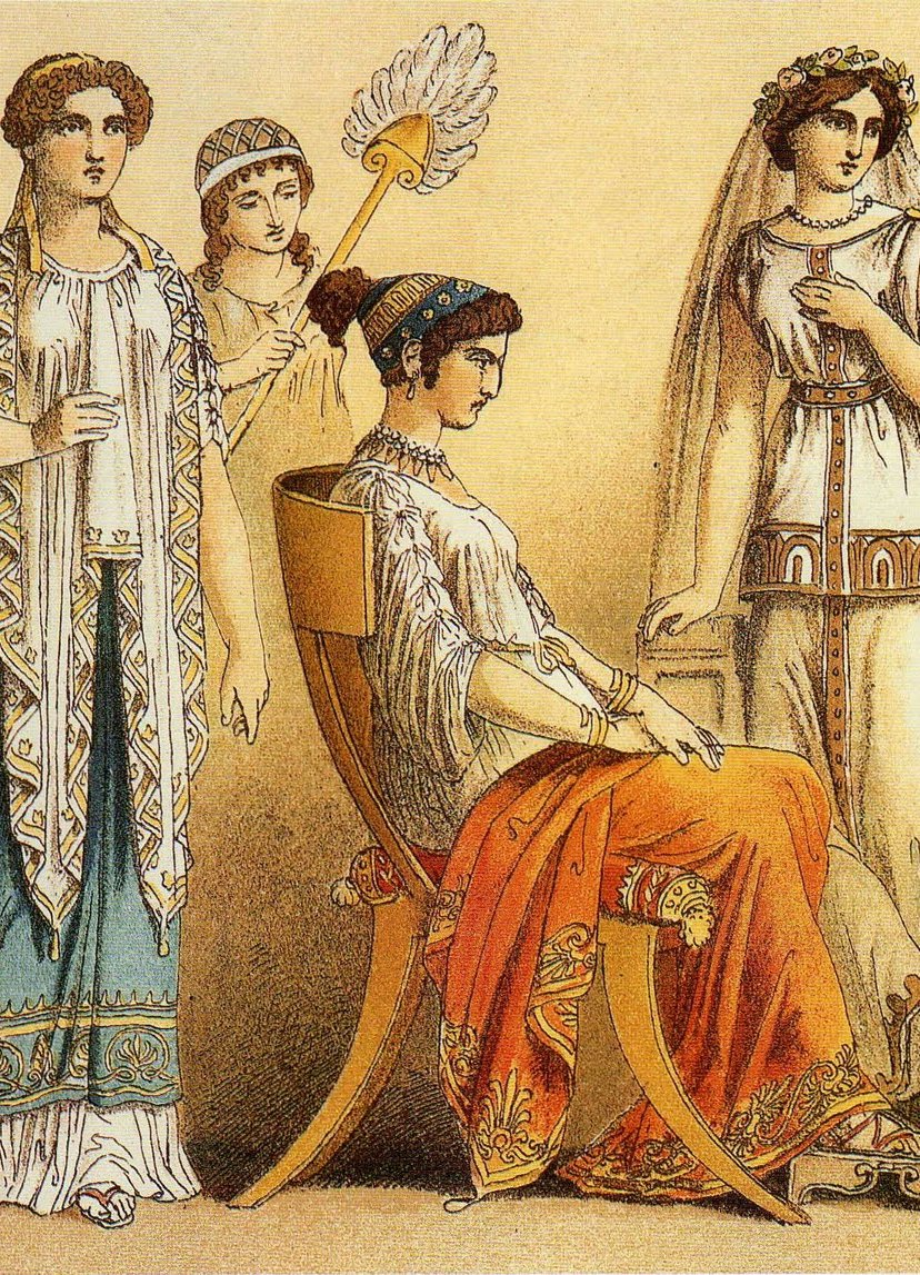 Одежда Древней Греции f08964e8595