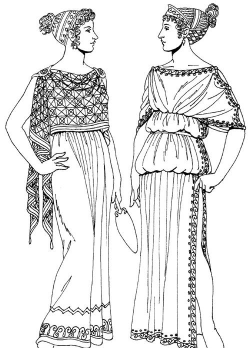 ... одежда древней греции 3 1b027a44e42