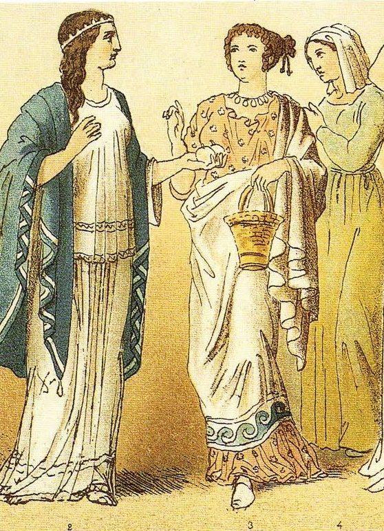 ней картинка мода в древнем риме этого