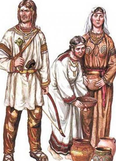 Доклад одежда древней руси 9556