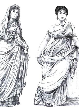 dbcb9f4618e одежда древних римлян 1 ...