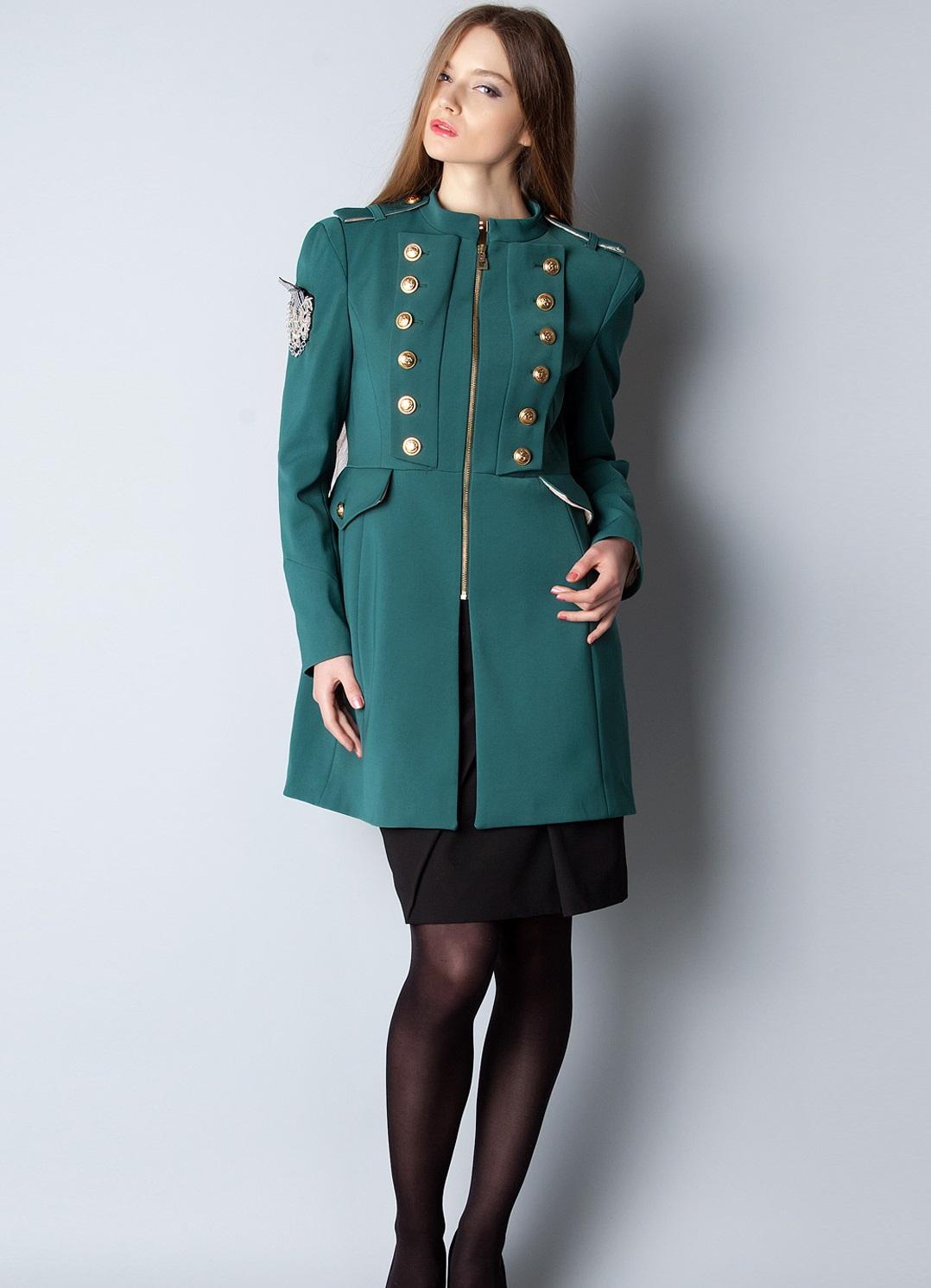 93aa6423c67 Пальто коллекции весна 2014