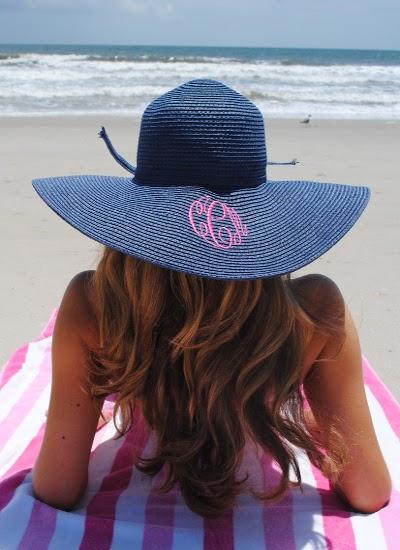 Пляжные шляпы 2014 e6834c2ac39